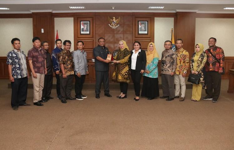 DPRD Kabupaten Bandung Barat Kunjungan Kerja ke DPRD Kabupaten Badung