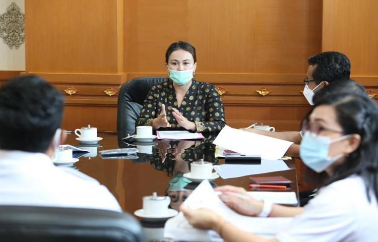 Rapat Pansus Finalisasi Ranperda tentang Pencegahan dan Tindak Pidana Perdagangan Orang